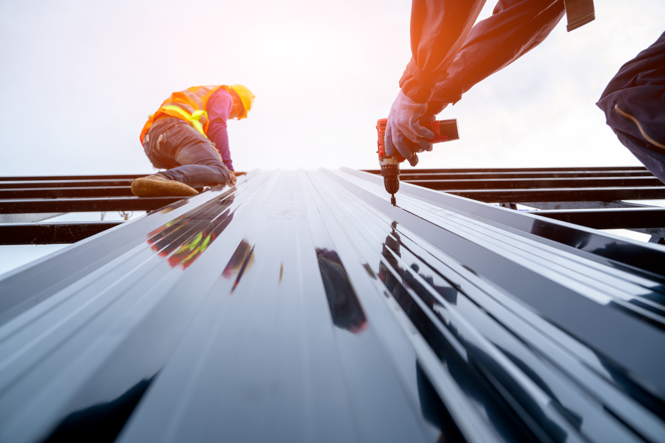 Roofing Injuries - Workers' Comp in FL