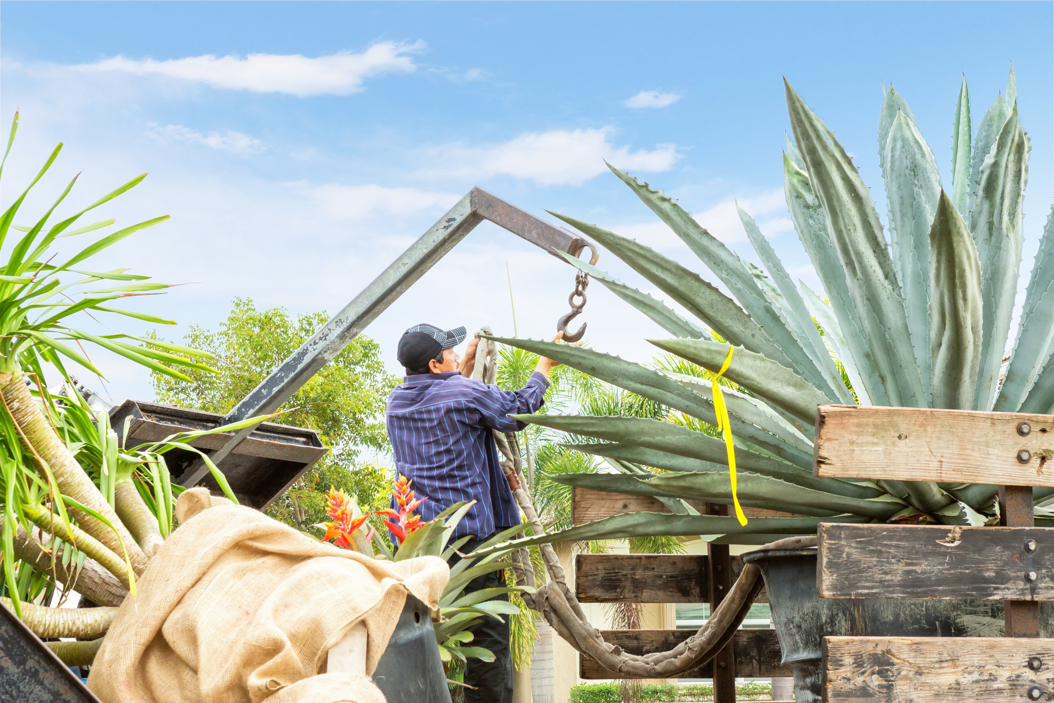 Landscaping Injuries - Workers' Comp FL