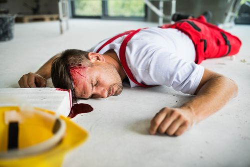 traumatic brain injury at work